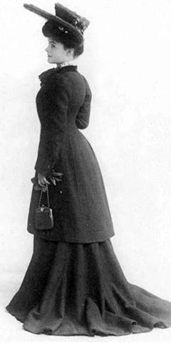 f4e53376d73 La Belle  Краткая история женского делового костюма